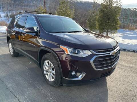 2019 Chevrolet Traverse for sale at Hawkins Chevrolet in Danville PA