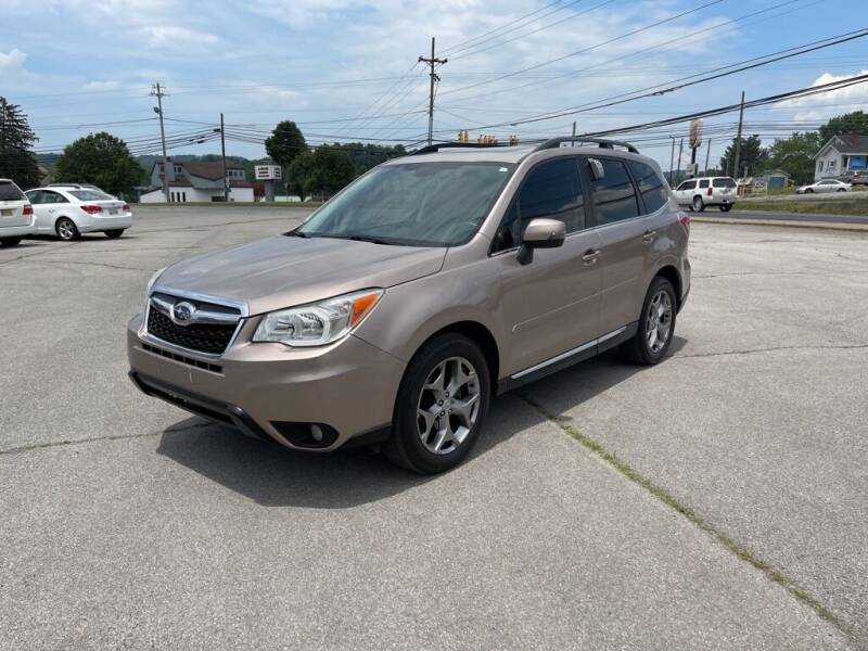 2015 Subaru Forester for sale at Carl's Auto Incorporated in Blountville TN