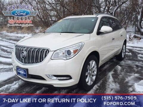2013 Buick Enclave for sale at Fort Dodge Ford Lincoln Toyota in Fort Dodge IA