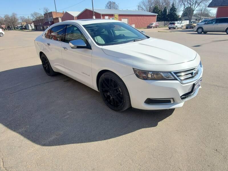2014 Chevrolet Impala for sale at Tyser Auto Sales in Dorchester NE