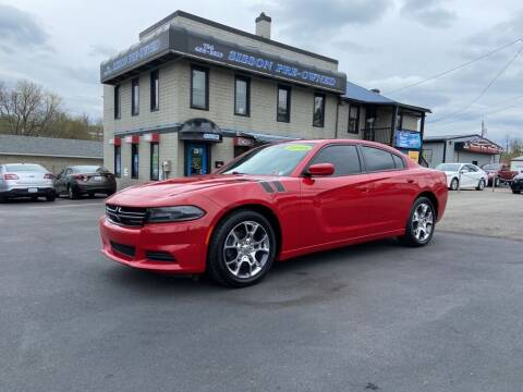 2015 Dodge Charger for sale at Sisson Pre-Owned in Uniontown PA