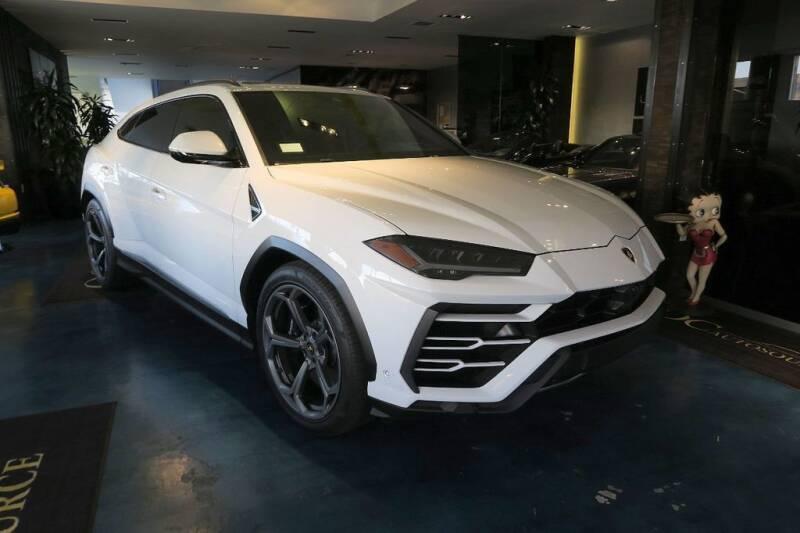 2020 Lamborghini Urus for sale at OC Autosource in Costa Mesa CA