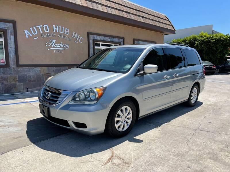 2010 Honda Odyssey for sale at Auto Hub, Inc. in Anaheim CA