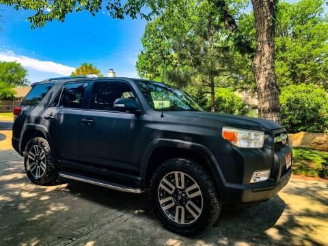 2012 Toyota 4Runner for sale at Mickdiesel Motorplex in Amarillo TX