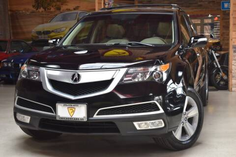 2012 Acura MDX for sale at Chicago Cars US in Summit IL