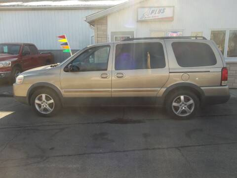 2005 Pontiac Montana SV6 for sale at A Plus Auto Sales/ - A Plus Auto Sales in Sioux Falls SD