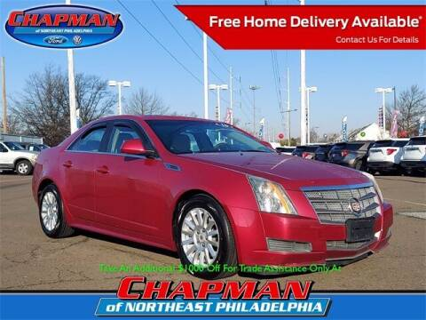 2010 Cadillac CTS for sale at CHAPMAN FORD NORTHEAST PHILADELPHIA in Philadelphia PA