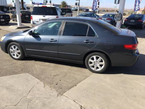 2005 Honda Accord for sale at CONTINENTAL AUTO EXCHANGE in Lemoore CA