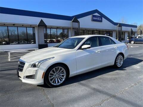 2014 Cadillac CTS for sale at Impex Auto Sales in Greensboro NC