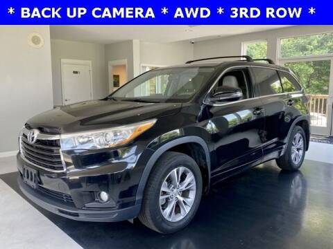 2015 Toyota Highlander for sale at Ron's Automotive in Manchester MD