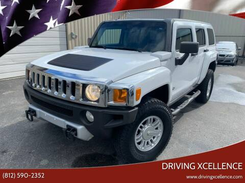 2008 HUMMER H3 for sale at Driving Xcellence in Jeffersonville IN