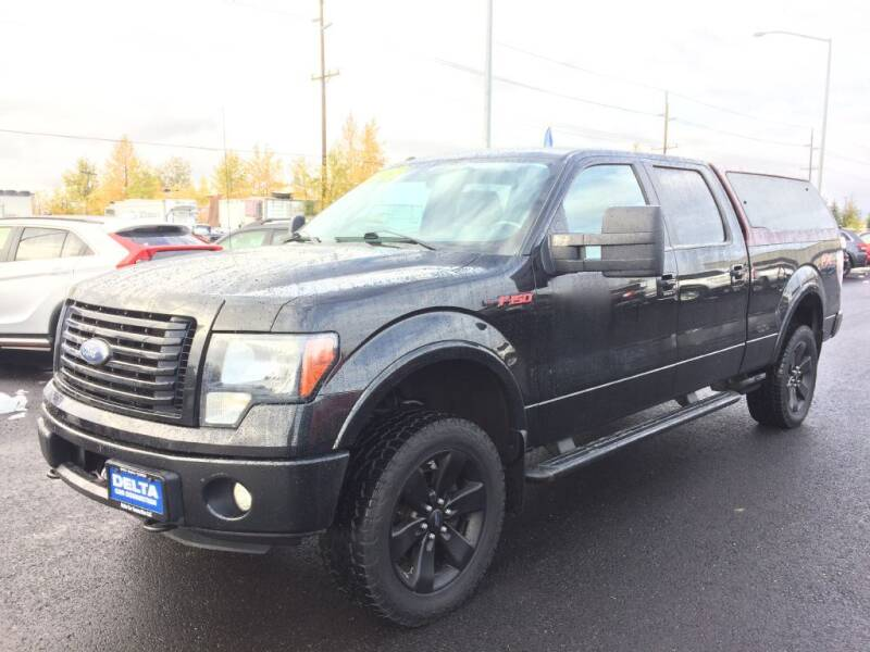 2012 Ford F-150 for sale at Delta Car Connection LLC in Anchorage AK