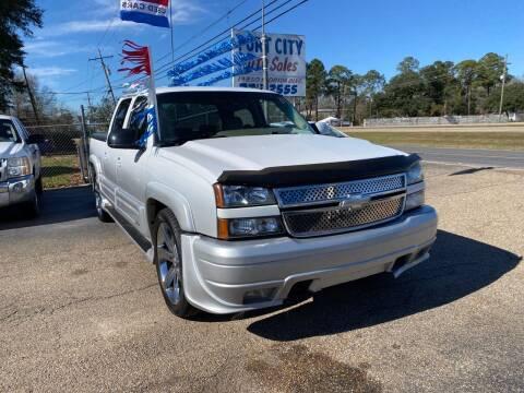 2006 Chevrolet Silverado 1500 for sale at Port City Auto Sales in Baton Rouge LA