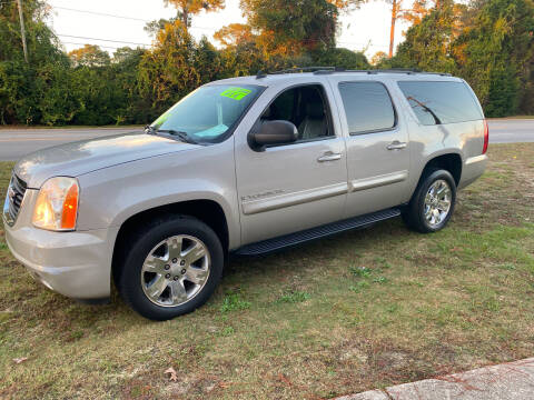 2007 GMC Yukon XL for sale at TOP OF THE LINE AUTO SALES in Fayetteville NC