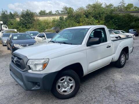 2013 Toyota Tacoma for sale at Car Online in Roswell GA