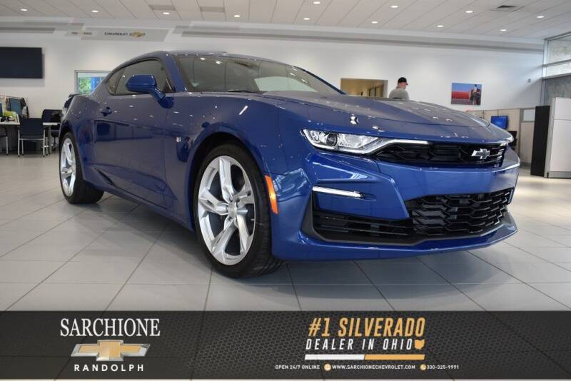 2021 Chevrolet Camaro for sale in Randolph, OH