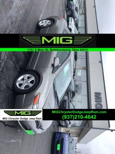 2008 Honda Civic for sale at MIG Chrysler Dodge Jeep Ram in Bellefontaine OH