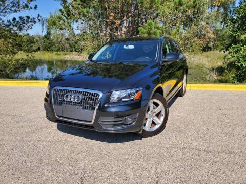 2012 Audi Q5 for sale at Excalibur Auto Sales in Palatine IL