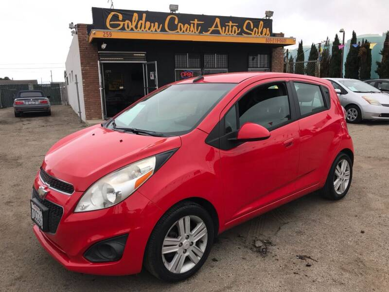 2014 Chevrolet Spark for sale at Golden Coast Auto Sales in Guadalupe CA