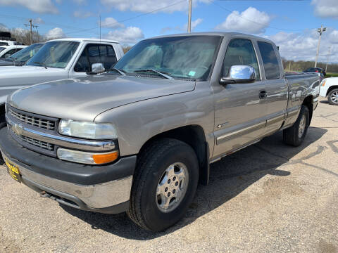 2002 Chevrolet Silverado 1500 for sale at 51 Auto Sales Ltd in Portage WI