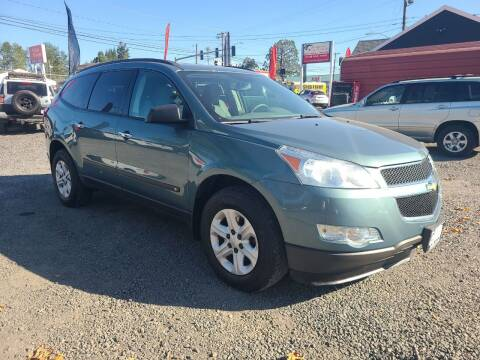 2009 Chevrolet Traverse for sale at Universal Auto Sales in Salem OR