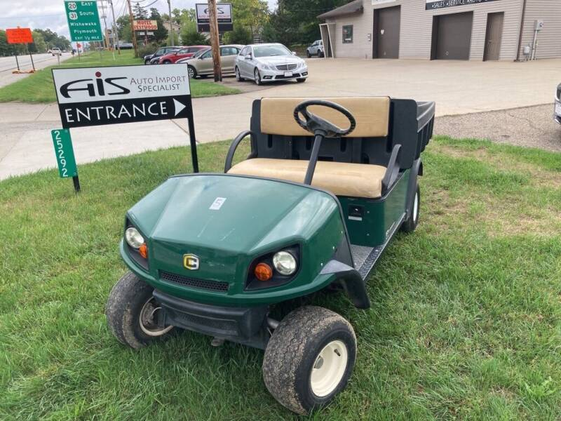 2013 E-Z-GO CUSHMAN CART for sale at Auto Import Specialist LLC in South Bend IN