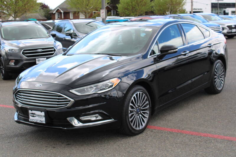 2018 Ford Fusion for sale in Renton, WA