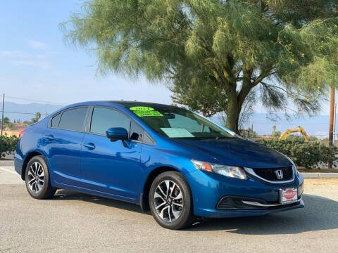 2014 Honda Civic for sale at Esquivel Auto Depot in Rialto CA