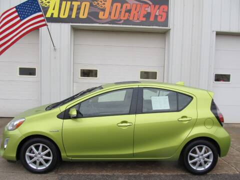 2015 Toyota Prius c for sale at AUTO JOCKEYS LLC in Merrill WI