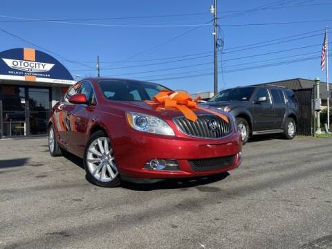 2013 Buick Verano for sale at OTOCITY in Totowa NJ