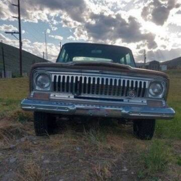 1972 Jeep Wagoneer for sale at Classic Car Deals in Cadillac MI