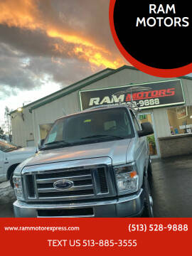 2012 Ford E-Series Cargo for sale at RAM MOTORS in Cincinnati OH