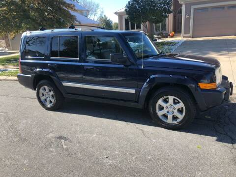 2006 Jeep Commander for sale at Nice Cars in Pleasant Hill MO