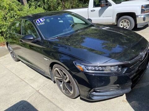 2018 Honda Accord for sale at CBS Quality Cars in Durham NC