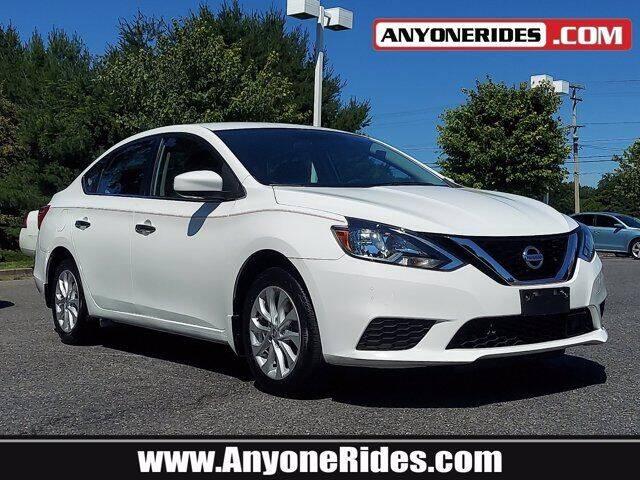 2018 Nissan Sentra for sale in Kingsville, MD