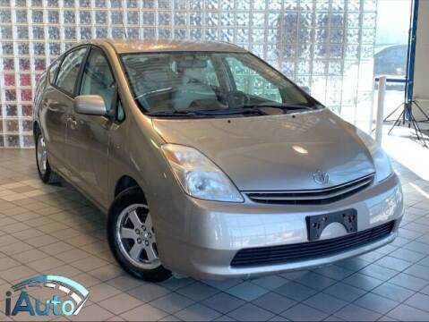 2005 Toyota Prius for sale at iAuto in Cincinnati OH