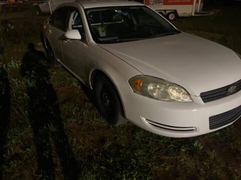 2008 Chevrolet Impala for sale at Nash's Auto Sales Used Car Dealer in Milton FL