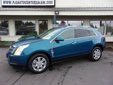 2010 Cadillac SRX for sale at PJ's Auto Center in Salem OR