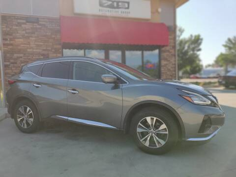 2019 Nissan Murano for sale at 719 Automotive Group in Colorado Springs CO