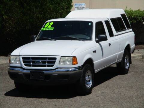 2002 Ford Ranger for sale at Select Cars & Trucks Inc in Hubbard OR