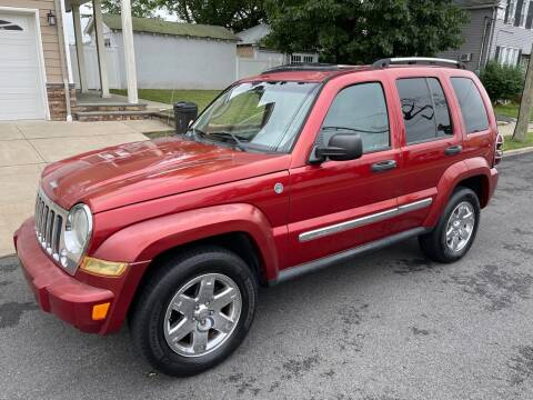 2005 Jeep Liberty for sale at Jordan Auto Group in Paterson NJ