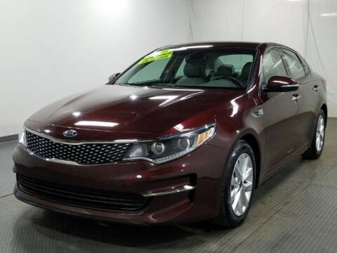 2016 Kia Optima for sale at NW Automotive Group in Cincinnati OH