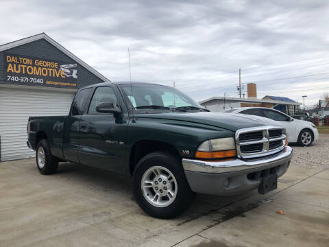2000 Dodge Dakota for sale at Dalton George Automotive in Marietta OH