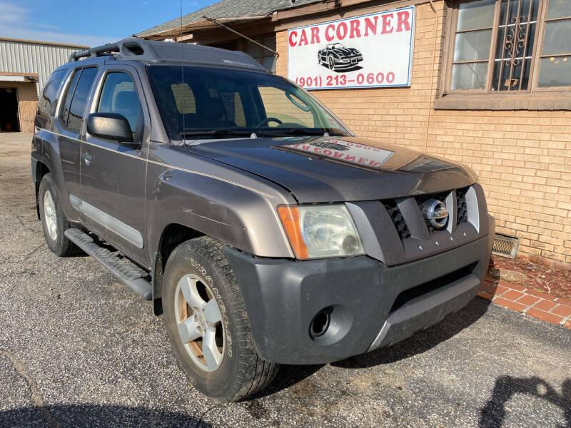 2006 Nissan Xterra for sale at Car Corner in Memphis TN
