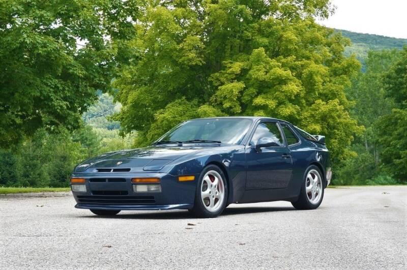 1987 Porsche 944 for sale at EuroMotors LLC in Lee MA