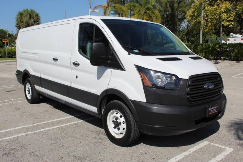 2015 Ford Transit Cargo for sale at Truck and Van Outlet - All Inventory in Hollywood FL