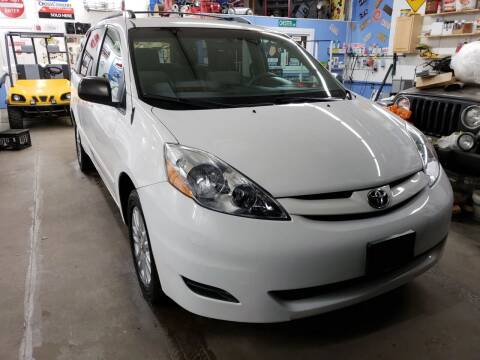 2008 Toyota Sienna for sale at Devaney Auto Sales & Service in East Providence RI