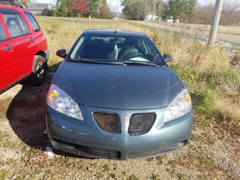 2005 Pontiac G6 for sale at Craig Auto Sales in Omro WI