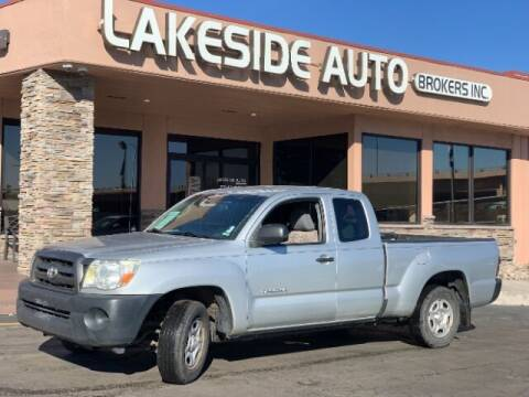 2009 Toyota Tacoma for sale at Lakeside Auto Brokers Inc. in Colorado Springs CO