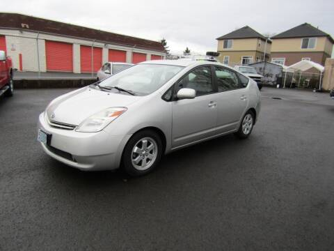2005 Toyota Prius for sale at ARISTA CAR COMPANY LLC in Portland OR